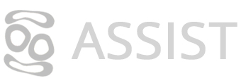 Assist - Logo gris